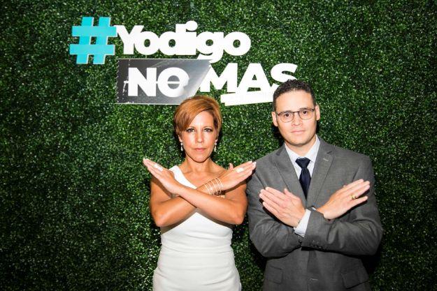 #YoDigoNoMas Talk Show Premiere