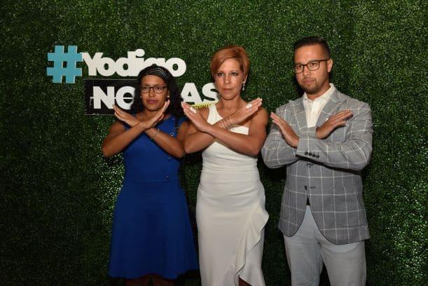 Talk show #YoDigoNoMas Premiere
