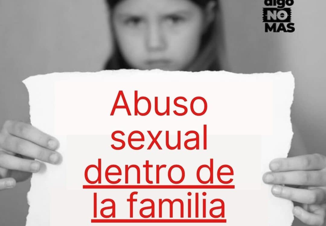 Abuso sexual dentro de la familia