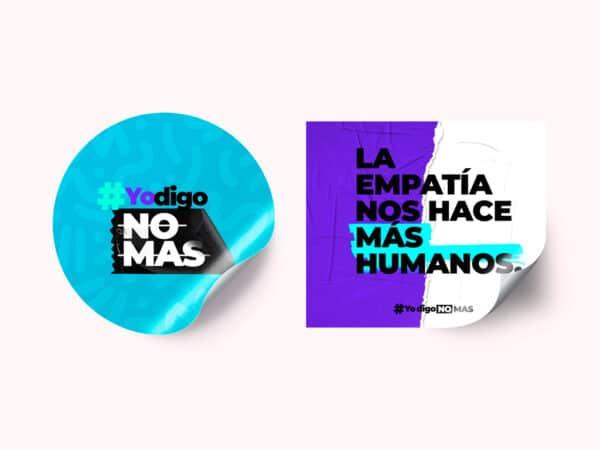#Yo Digo No Más y La empatía nos hace humanos