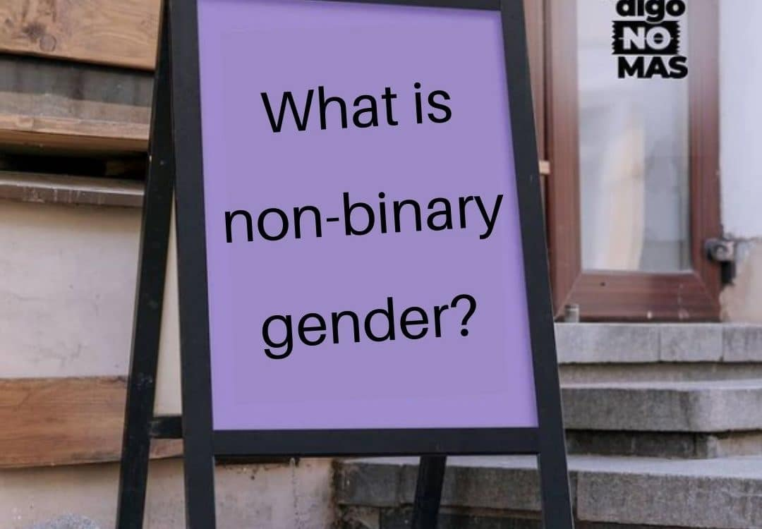 What is non-binary gender?